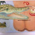 Rijmschilderij voor Oskar's vierde verjaardag