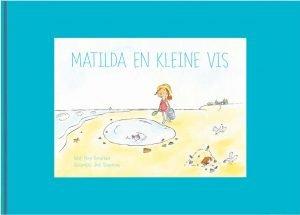 Matilda en kleine vis boek voorkant